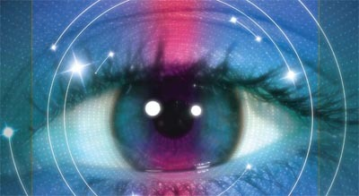 Remote viewing - Picture Of Eye Perceiving