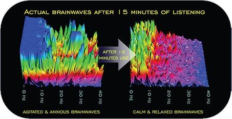 Brainwaves after Brainwave Entrainment